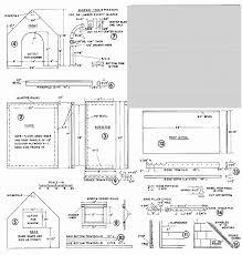 unique free double dog house plans elegant
