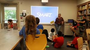 plymouth meeting friends school > parents and alumni > best of and kathie is even extra busy now teaching tech to fourth through sixth graders this year fourth graders are working on keyboarding and mastering home row