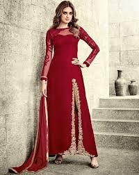 Indian Traditional Salwar Kameez Designs Designer Anarkali Pakistani Salwar Kameez Suit Traditional