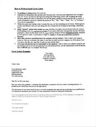 Making A Cover Letter For Resume For Esl Write How To Create An Effective Cover Letter A Great 65