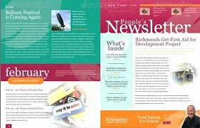 february newsletter template homeowners association newsletter template beautiful microsoft word