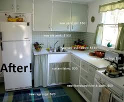 Low Budget Kitchen Remodel Inspiring 27 Budget Kitchen
