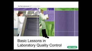 Bio Rad Quality Control Chart Education Clinical Diagnostics Bio Rad