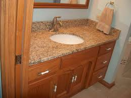 image of granite countertops in bathrooms