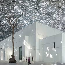 architecture pictures. jean nouvelu0027s completed louvre abu dhabi is spanned by a huge geometricpatterned dome architecture pictures