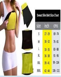 Hot Sweat Slim Belt 1008