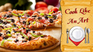 How To Cook A Pizza How To Cook Pizza Recipe Of Pizza California Very Tasty Cooking