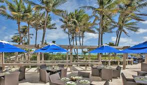 An Oceanfront Lunch At Sinclairs Terrace The Jupiter Beach Resort And  Spa Furniture Stores Jupiter Fl T86