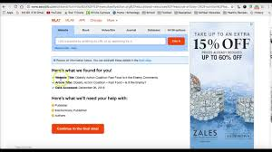 How To Cite A Website Using Easybib