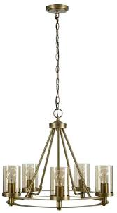 allen and roth chandelier this soft gold finish five light chandelier is part of the collection
