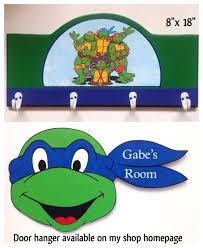 Personalized Coat Rack For Kids kids coat rack boys coat rack boys room signs ninja turtle 58
