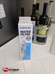 change water filter samsung french door refrigerator