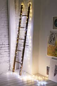 statement lighting view in gallery string lights illuminate a corner ladder check lighting ideas won39t