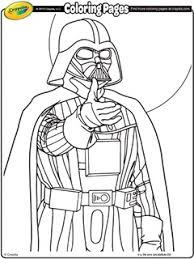 In the end, printable coloring pages are available from free coloring pages website getcolorings.com. Star Wars Free Coloring Pages Crayola Com