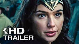WONDER WOMAN Trailer 2 2017 YouTube