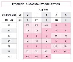 Cake Lingerie Sugar Candy Fuller Bust Nursing Bra Breakout