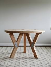 round table base y truss round table coffee table base ideas