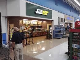 walmart supercenter subway. Wonderful Supercenter Subway  WalMart Supercenter 359 Fayetteville AR Restaurants  On Waymarkingcom To Walmart W