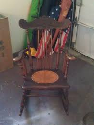 lion s head rocking chair can anyone identify this