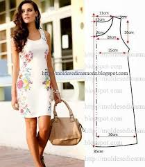 Simple Dress Pattern For Beginners Awesome Free Sewing Pattern For A Simple Shift Dress More Free Sewing