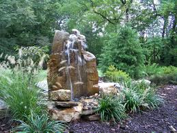 outdoor water fountain pump kits designs