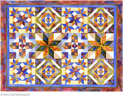 Watercolor Abstract Paintings: Quilt Series - Kathy Canfield ... & Abstract Watercolor: Quilt Series Adamdwight.com
