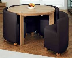Dining Room  23 Spacesaving Corner Breakfast Nook Furniture Sets Space Saving Dining Table Sets
