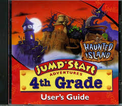 jumpstart adventures 4th grade haunted island pc mac