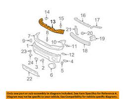 2010 toyota tundra front diagram great installation of wiring toyota oem 07 13 tundra front bumper retainer bracket 520720c020 rh com tundra 4 7