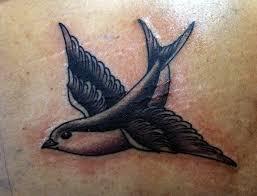 Tatuaggio Rondine Significato E Idee Di Tendenza