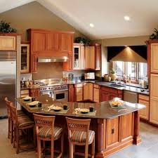 small l shaped kitchens with islands - Google Search   Little Fixer Upper    Pinterest   Google search, Kitchens and Google