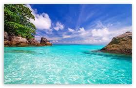 hd beach widescreen backgrounds. Interesting Widescreen Download Beach Day HD Wallpaper In Hd Widescreen Backgrounds I