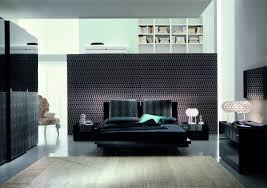 Model Bedroom Interior Design Decoration Modern Elegant Room With Grey Wall Color Interior