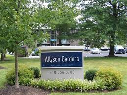 allyson gardens apartments in owings mills
