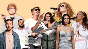 Pop Musics Growing Gender Gap Revealed In The Collaboration