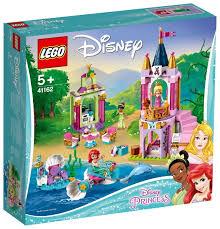 <b>Конструктор LEGO Disney Princess</b> 41162 Королевс... — купить ...