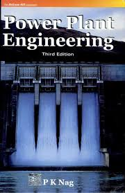 Power Plant Engineering P K Nag