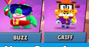 New year update. 2 New brawlers(Max and Bea) + new game mode and maps.