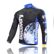 2019 Brand Spring Cycling Jerseys Discovery Long Sleeves Bicycle Clothing Autumn Pro Bike Clothes Maillot Ciclismo Breathable