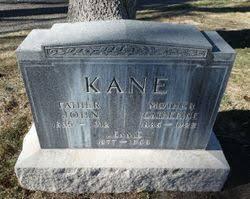 Jennie Kane (1877-1958) - Find A Grave Memorial
