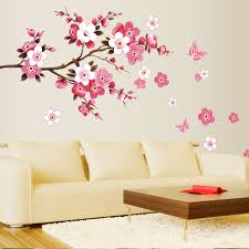 Small Picture Popular Sakura Wall Paper Buy Cheap Sakura Wall Paper lots from
