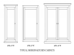 Standard Kitchen Cabinet Height Standard Height For Kitchen Counter Images Mid Century