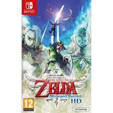 The Legend of Zelda - Skyward Sword HD ...