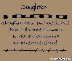 Beautiful Quotes On Daughter Best of Daughter QuotePix Quotes Pictures Quotes Images Quotes