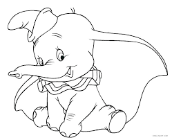 Baby Disney Characters Colouring Pages Cute Coloring Free Of