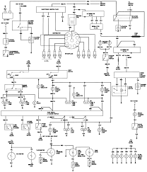 1984 Corvette Fuse Box Schematics