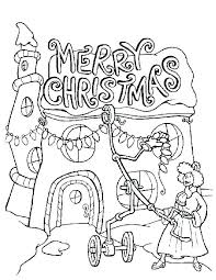 The Grinch Coloring Page The Coloring Pages Printable The Coloring