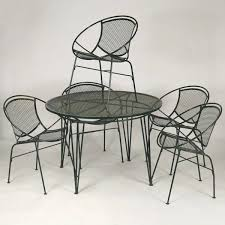 metal mesh patio chairs.  Metal Steel Mesh Patio Furniture Professiony Folding P On Lowes Atwood  Black Metal Chairs For S