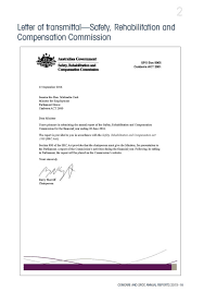 Letters Of Transmittal Letter Of Transmittal Srcc
