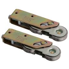 pair of tandem sliding patio door roller wheels for aluminium upvc timber doors